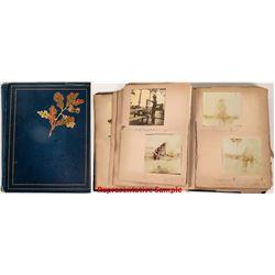 Spanish American War Photo Album  (124594)