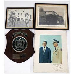 Famous U. S. Military Officers Memorabilia  (125840)