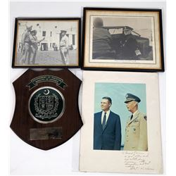 Famous U. S. Military Officers Memorabilia  (125840)