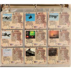 ProSet Desert Storm Trading Cards [~800]  (108747)