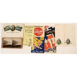 Santa Catalina Island Collection  (124316)
