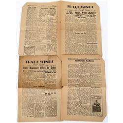 Pre-WWII Hobby Newspaper  (124515)