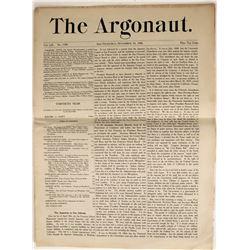 The Argonaut 1906.  (120357)