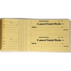 Carson Valley Check Register  (124513)