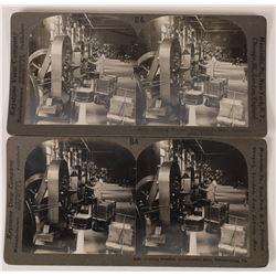 U. S. Mint of Pennsylvania Stereo-view  (123237)