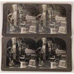 U. S. Mint of Pennsylvania Stereo-view  (123237)