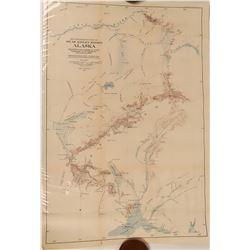 Reconnaissance Map of Mt. McKinley, Alaska  (121152)