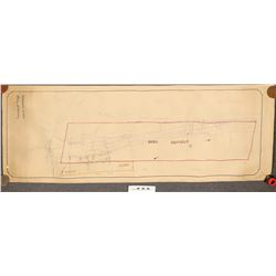 Cripple Creek Map, Morning Glory vs. Mary McKinney   (125320)