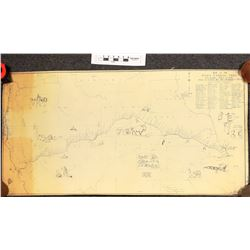 Pony Express Trail Map  (120335)