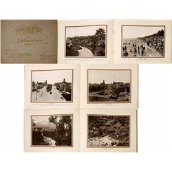 Souvenir Photo Album of Australia  (124331)