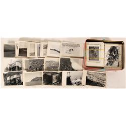 "Hubbard ""Glacier Priest"" Photos of Alaska (Approx 400)  (125388)"