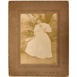 Photo of Woman in Gold Gulch  (124596)