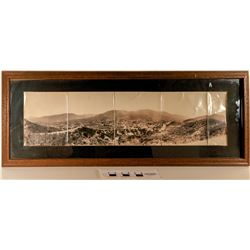 Panorama Photograph of a Valley North of Los Angeles  (108743)