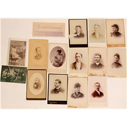 San Francisco Cabinet Card Collection Plus Extras  (113167)