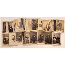 San Francisco Carte De Visite Collection  (124128)