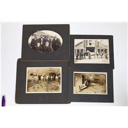 Early Stockton Livery & Ambulance Service  (124521)