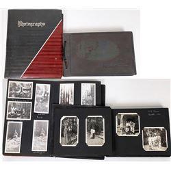 Yosemite/Soda Springs Family Photo Albums  (124537)