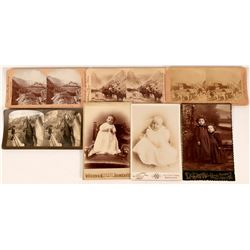 Stereoviews and Baby Portraits of Colorado  (124097)