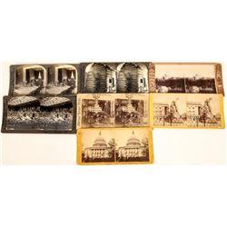 Early 20th Century Washington D.C. Stereoviews  (119367)