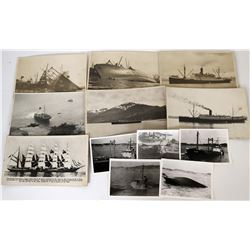 Ship Wreck Photographs  (124322)