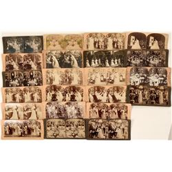Wedding Stereoviews  (123232)