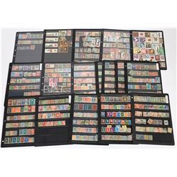 Northwestern European Countries Stamp Collection  (125673)