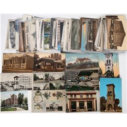 Bakersfield Postcard Collection  (125878)