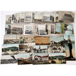 Coalinga Postcard Collection  (125874)