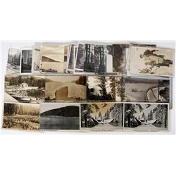 Huntington Lake & Big Creek Postcard Collection  (125880)