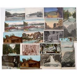 Kings County Postcards  (125903)