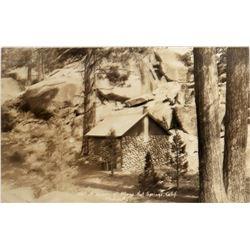 Mono Hotsprings Postcard  (125884)
