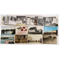 San Juaquin County Postcards  (125908)
