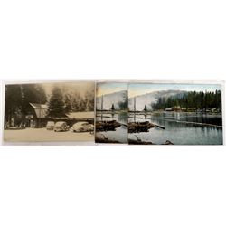 Shaver Lake Postcards  (125886)