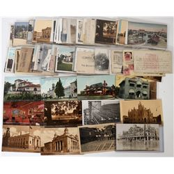 Stockton Postcard Collection  (125876)