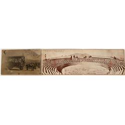 Tres Pinos Postcards (2)  (125888)