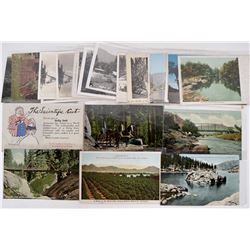 Tulare County Postcard Collection  (125904)