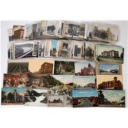 Turlock Postcard Collection  (125875)