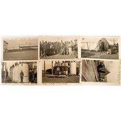 Vestal California Real Photo Cards  (125887)