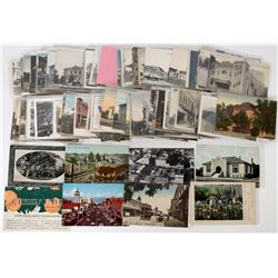 Visalia Postcard Collection (150)  (125911)