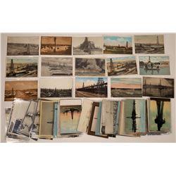 California Postcard Collection (55)  (125823)
