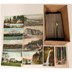 Northwest Postcard Collection  (125438)