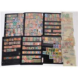 Australia, New Zealand Area Stamp Collection  (125255)