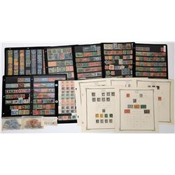 Canadian Stamp Collection  (125089)