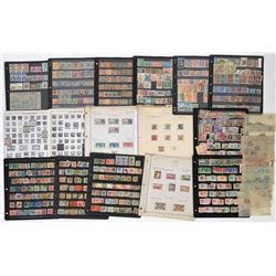 Chinese Stamp Collection  (125582)