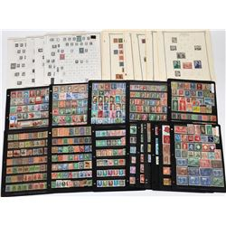 German Stamp Collection (550+ stamps)  (125661)