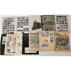 Stamps and Currency of Germany  (120343)