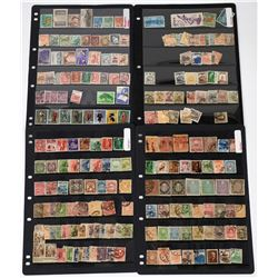 Japan Stamp Collection  (125668)