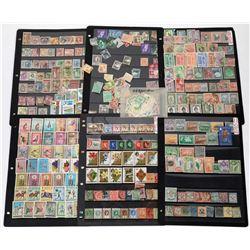 Iraq Region Countries Stamp Collection  (125682)