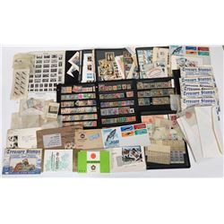 Miscellaneous World Stamp Collection  (125670)