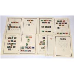 Nyasaland Protectorate Stamp Collection  (125674)